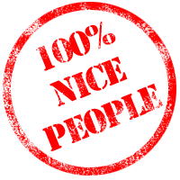 nice people We all know how great it is to receive a compliment but did you know that you giving a genuine compliment helps you feel happier and can even improve your health research has shown that when we do something kind, our brains release oxytocin, the hug hormone that makes us feel really good and .