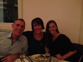 Kev, Karen and Hope