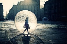 Living in your own bubble