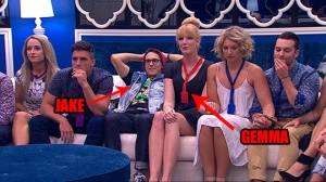 BB eviction Gemma and Jake